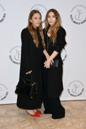 """Mary Kate Olsen and Ashley Olsen - """"Stars Of Today Meets The Stars Of Tomorrow"""" Gala in NYC 04/18/2019"""