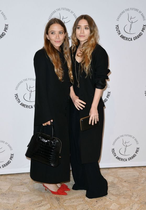 "Mary Kate Olsen and Ashley Olsen - ""Stars Of Today Meets The Stars Of Tomorrow"" Gala in NYC 04/18/2019"