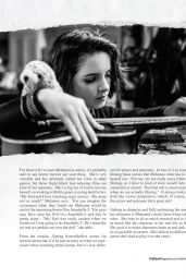 Mckenna Grace - KidFash Magazine April 2019 Issue