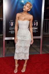 """Meagan Good – """"Breakthrough"""" Premiere in LA"""