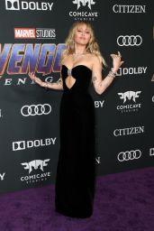 """Miley Cyrus – """"Avengers: Endgame"""" Premiere in LA"""