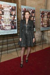 """Mina Sundwall – """"The Public"""" Premiere in NY"""