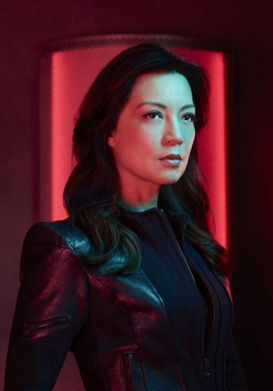 "Ming-Na Wen – ""Agents of S.H.I.E.L.D."" Season 6 Promo"