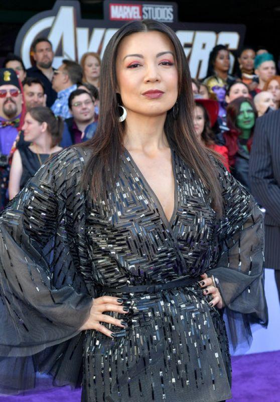 "Ming-Na Wen – ""Avengers: Endgame"" Premiere in LA"