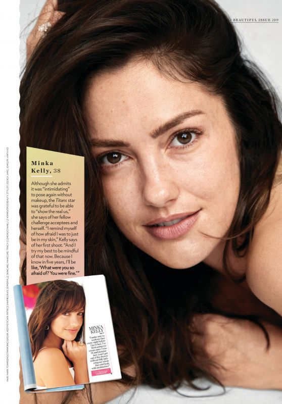Minka Kelly - People Magazine May 2019