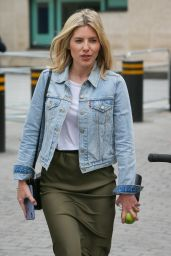 Mollie King - BBC Radio One Studios in London 04/23/2019