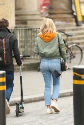Mollie King Street Style 04/06/2019