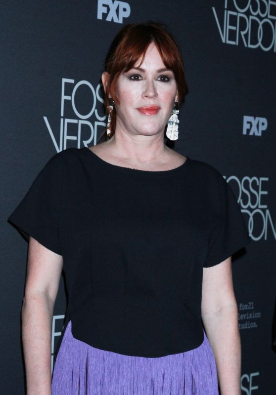 "Molly Ringwald - ""Fosse/Verdon"" TV Show Premiere in NYC 04/09/2019"