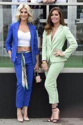 Nadine Mulkerrin, Nikki Sanderson and Sarah Jayne Dunn – Aintree Ladies Day at Aintree Racecourse in Liverpool 04/05/2019