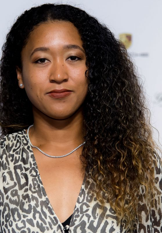 Naomi Osaka - Porsche Tennis Grand Prix Player