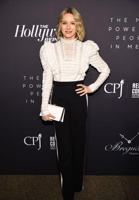 Naomi Watts – 2019 Most Powerful People in Media