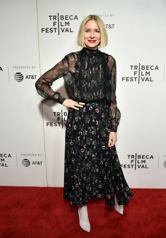 "Naomi Watts - ""Luce"" Premiere at 2019 Tribeca Film Festival"
