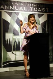 Natalie Morales - Young Literati Toast to Benefit LA Public Library 04/06/2019