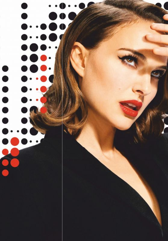 Natalie Portman - Empire Magazine June 2019 Issue