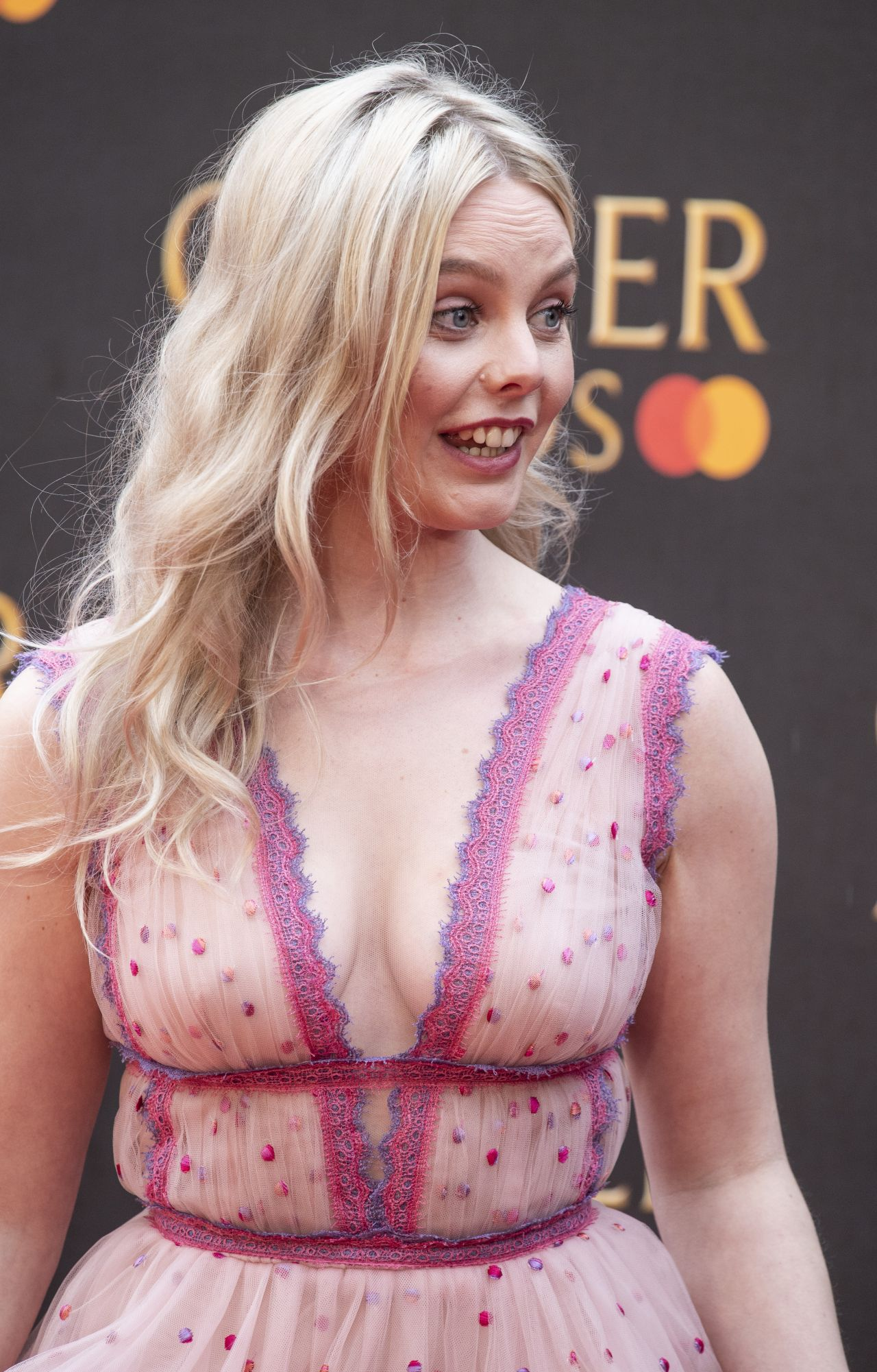 Nell Hudson 2019 Laurence Olivier Awards