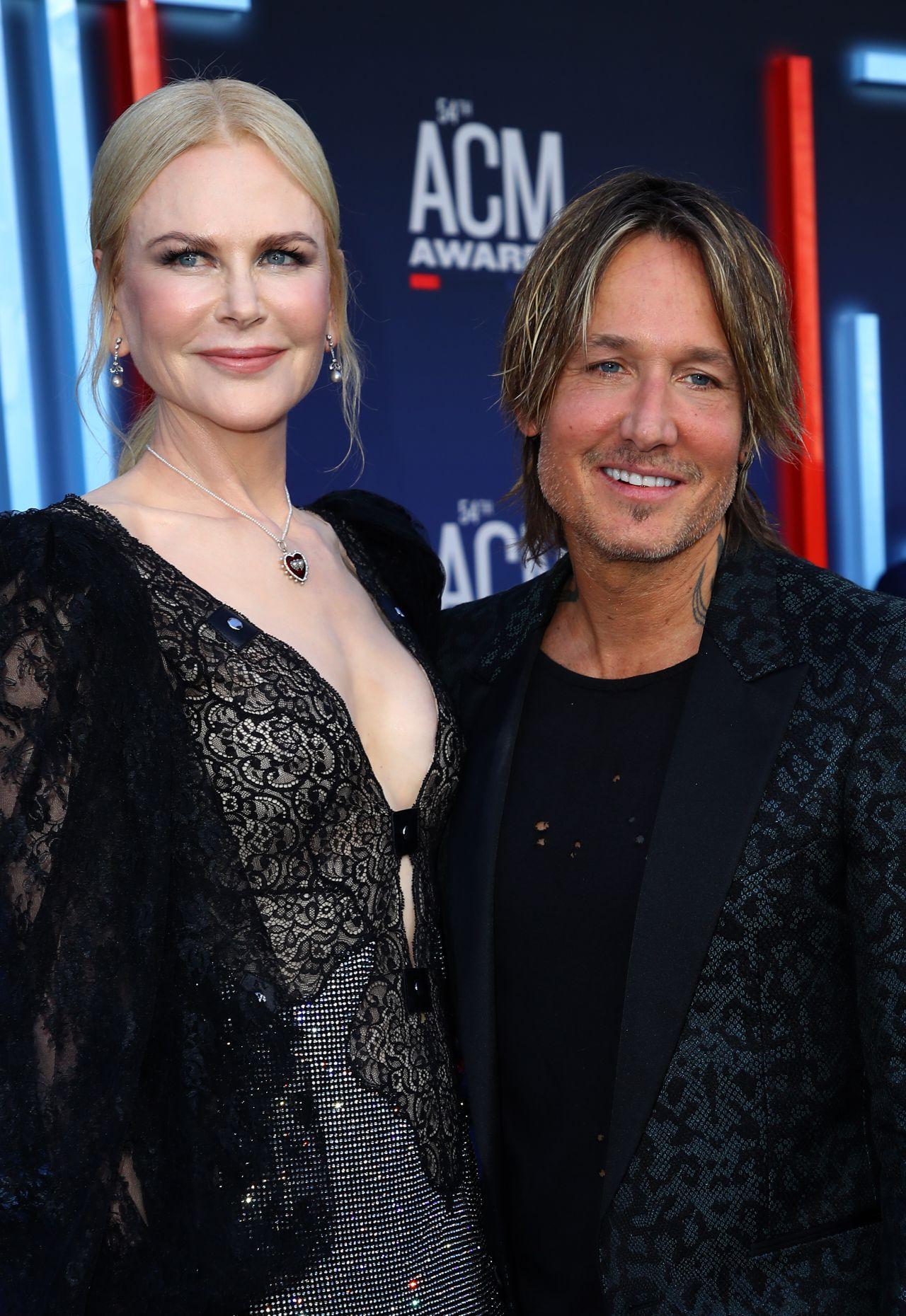 Nicole Kidman 2019 Acm Awards