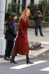 "Nicole Kidman - ""The Undoing"" Set in NYC 04/01/2019"