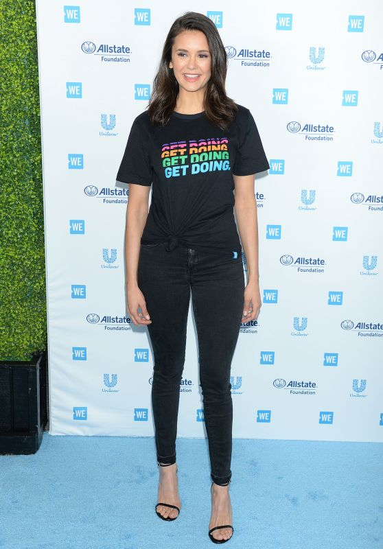 Nina Dobrev – WE Day California 2019