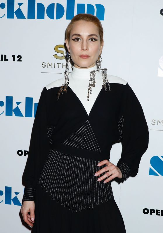 """Noomi Rapace – """"Stockholm"""" Premiere in New York"""
