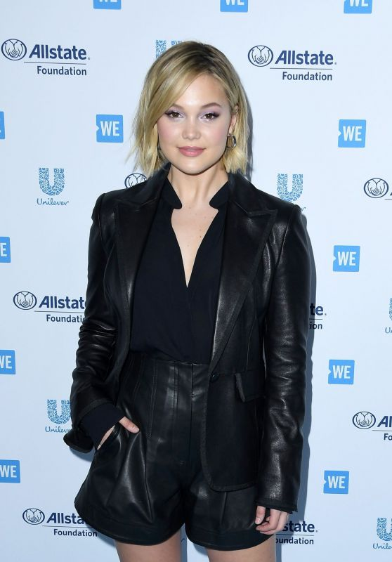 Olivia Holt – WE Day California 2019