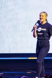 Olivia Holt - WE Day in Washington 04/18/2019