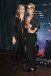 """Paloma Faith - """"Out of Blue"""" Preview Screening in London"""