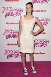 Peyton Kennedy – JoJo Siwa's Sweet 16 Birthday Celebration in Hollywood
