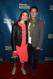 "Phillipa Soo – ""What The Constitution Means To Me"" Opening Night in NY"