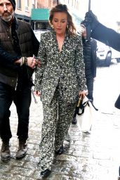 Piper Perabo - Out in NYC 04/22/2019