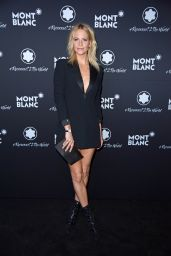 Poppy Delevingne – Montblanc #Reconnect 2 The World Party in Berlin