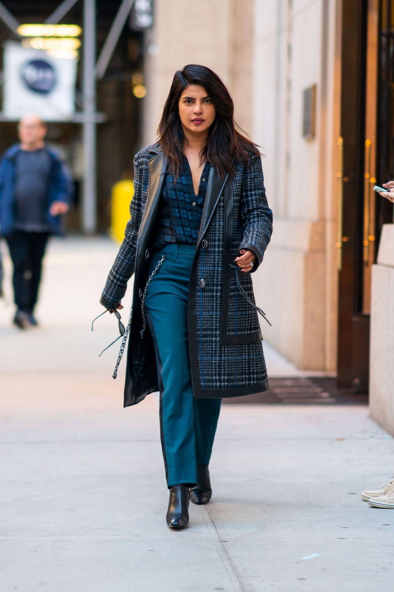 Priyanka Chopra Is Stylish 04 06 2019