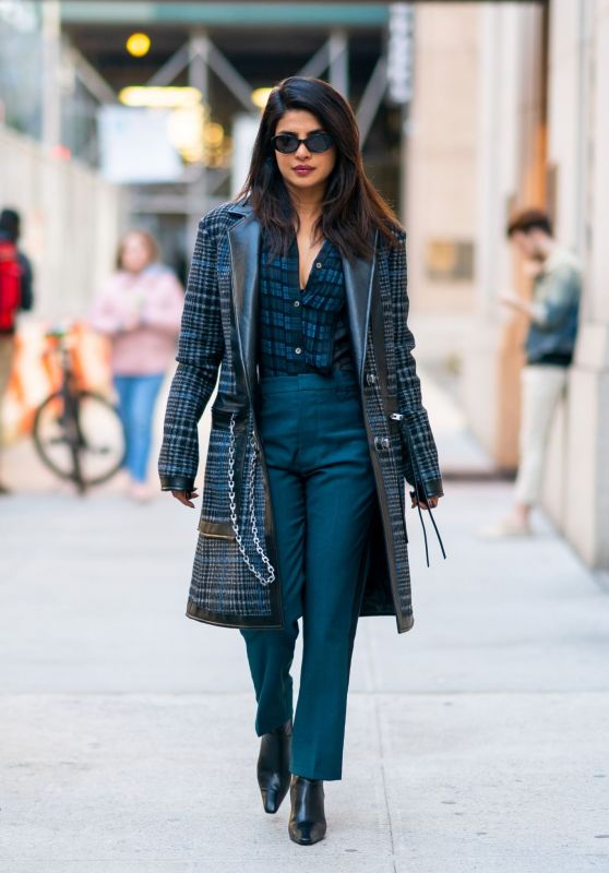 Priyanka Chopra is Stylish 04/06/2019
