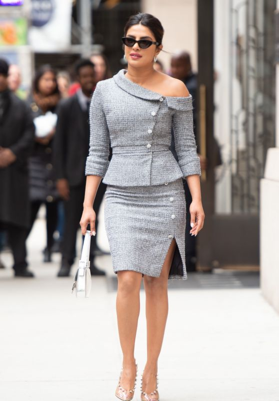 Priyanka Chopra Style and Fashion 04/11/2019