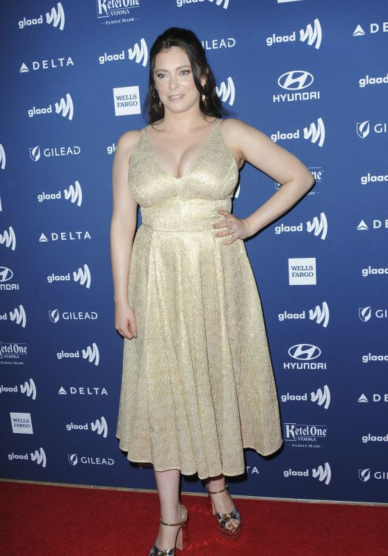 Rachel Bloom – 2019 GLAAD Media Awards in Beverly Hills