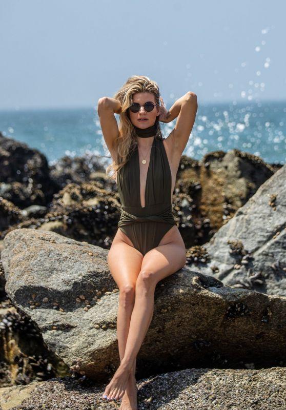 Rachel McCord in Swimsuit – Photoshoot on Venice Beach 04/25/2019 (more pics)