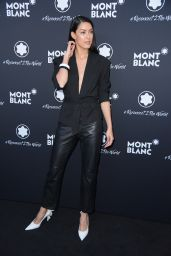 Rebecca Mir – Montblanc #Reconnect 2 The World Party in Berlin
