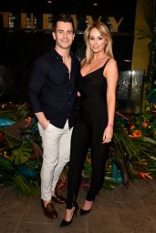 Rhian Sugden – The Ivy Manchester Roof Top Re Launching A Circus Party in Manchester 04/12/2019