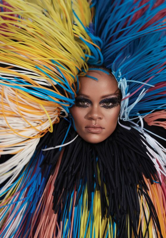 Rihanna – Harper's Bazaar Magazine May 2019 Photos