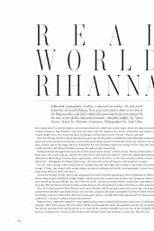 Rihanna - Vogue Magazine Australia May 2019 Issue