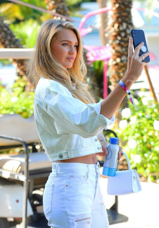 Romee Strijd - Coachella Valley Music and Arts Festival in Indio 04/13/2019