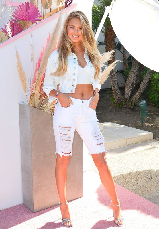 Romee Strijd – Revolve Party at Coachella in Indio 04/13/2019