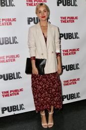 "Rose Byrne - ""Socrates"" Broadway Opening Night"