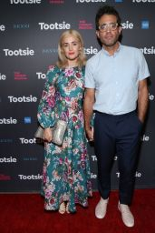 """Rose Byrne – """"Tootsie"""" Broadway Play Opening Night in NYC"""