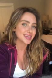 Ryan Newman - Personal Pics and Video 04/16/2019