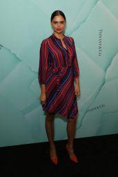 Samantha Harris – Tiffany & Co. Flagship Store Launch in Sydney 04/04/2019