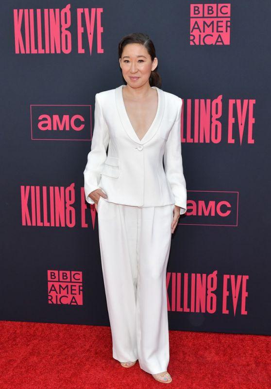 "Sandra Oh - ""Killing Eve"" Season 2 Premiere in Hollywood"