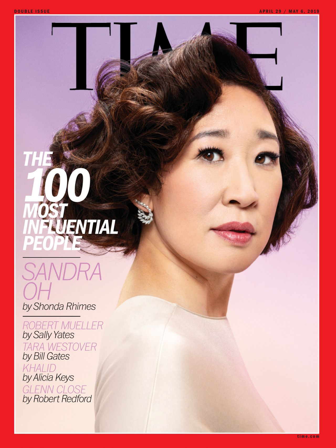 TIME100 Magazine April/May 2019