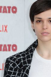 """Sara Serraiocco - """"The Ruthless"""" Photocall in Rome"""