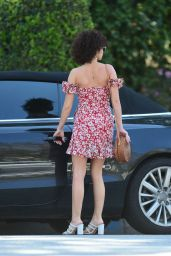 Sarah Hyland - Out in LA 04/09/2019
