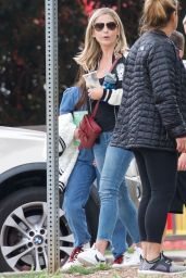 Sarah Michelle Gellar - Out in Brentwood 04/27/2019